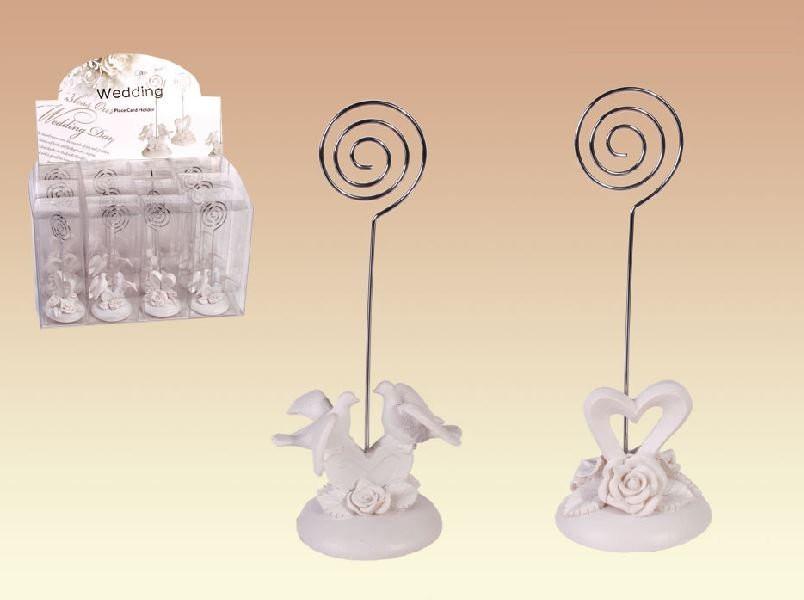 tischkarten platzkarten namensschild halter f r hochzeit 12 st ck set ebay. Black Bedroom Furniture Sets. Home Design Ideas